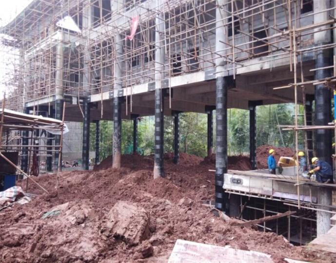 四川桥梁加固工程施工
