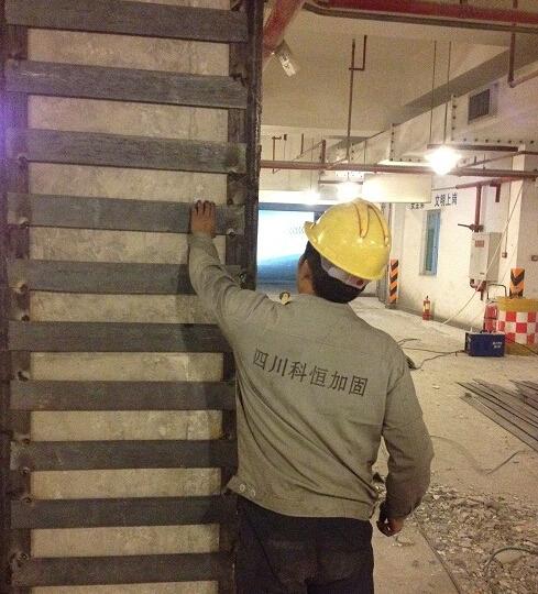 四川粘钢加固厂家