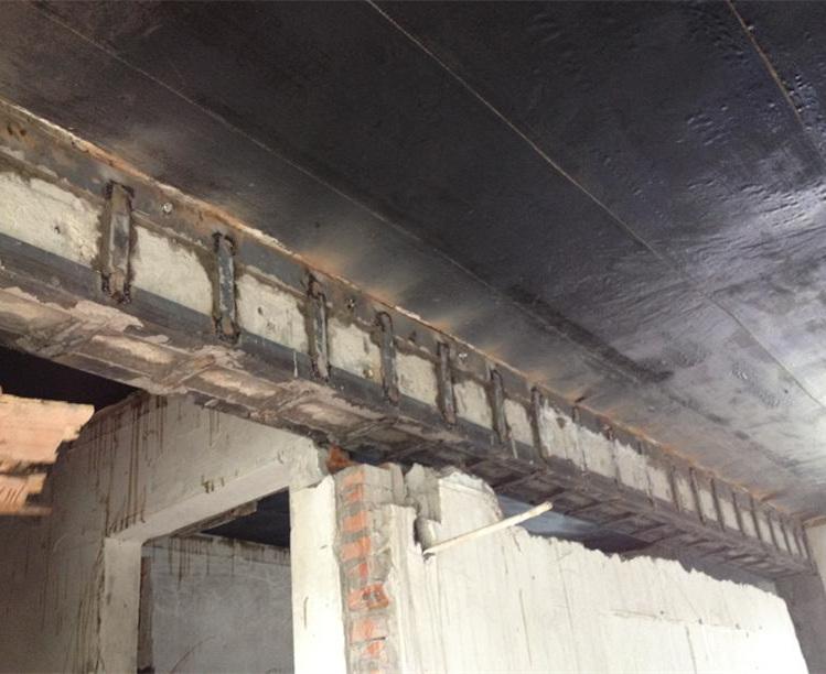 四川粘钢加固工程案例