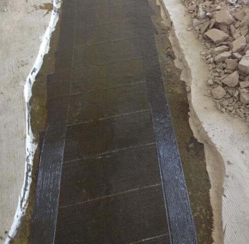 四川裂缝加固工程施工