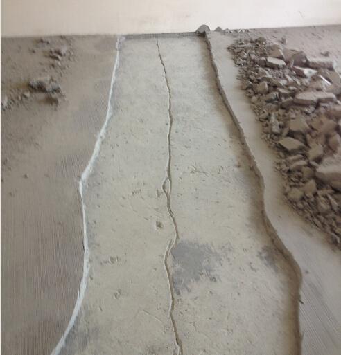 裂缝加固施工案例