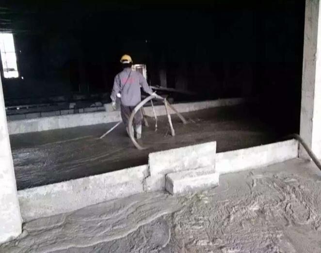 发泡混凝土工程