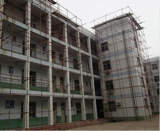 四川学校改造