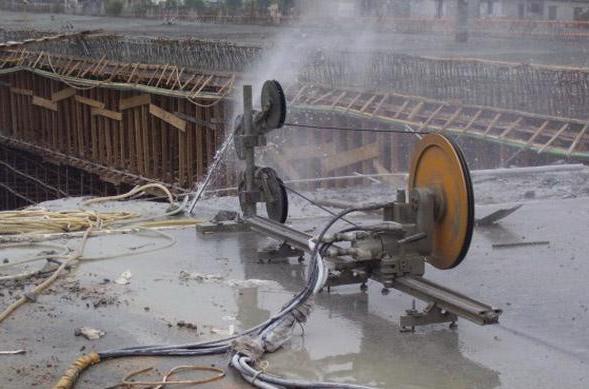 四川钢筋混凝土切割