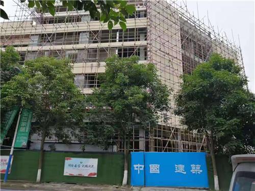 四川加固工程-彭山政务中心加固工程