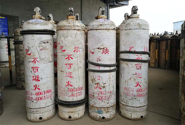 眉山工业气体销售-乙炔