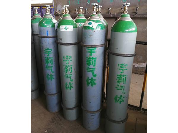 宇莉氣體銷售成功案例