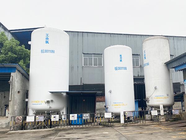 眉山工業氣體銷售成功案例