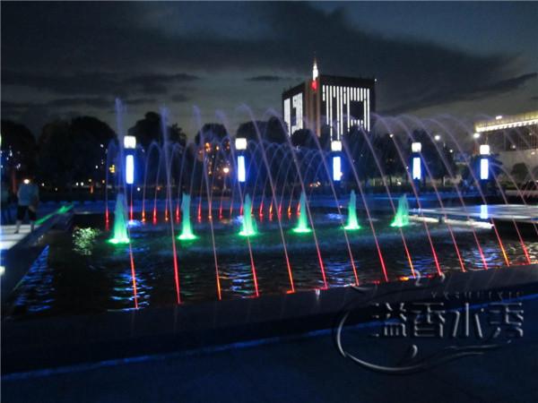 河南噴泉工程建設案例