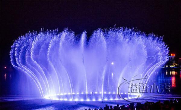 河南音樂噴泉