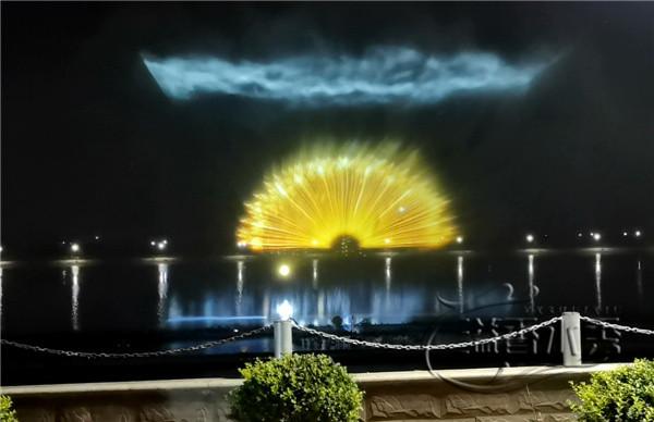 溢香園林噴泉激光水秀將以更加智能的形態呈現給觀眾!