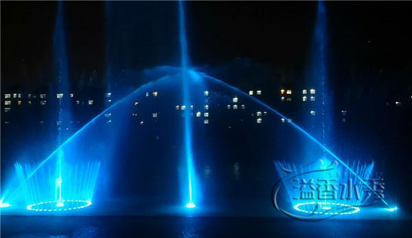 河南噴泉設計