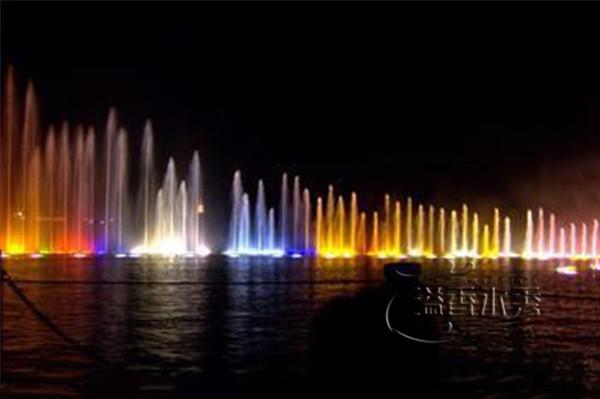 音乐喷泉制作