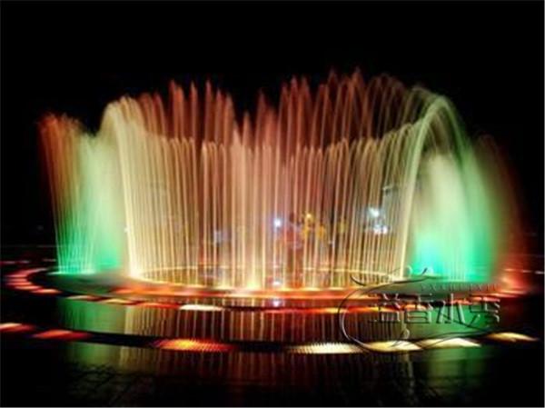 河南喷泉设计