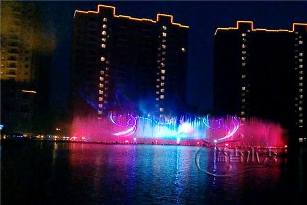 河南激光水秀设计