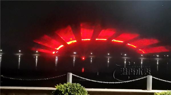 河南激光水秀施工