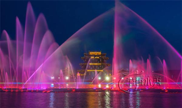 音乐喷泉对于建设城市创造的价值,一起来了解一下吧
