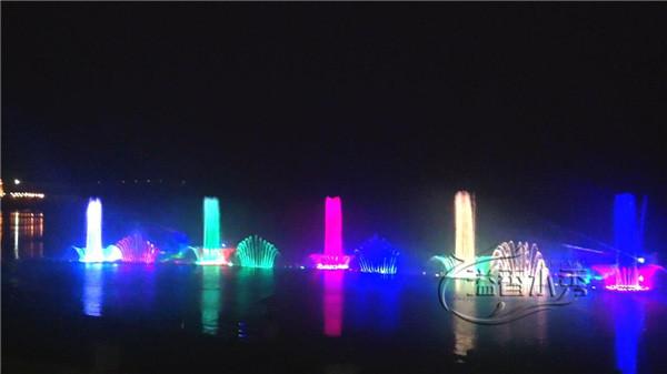 河南音乐喷泉制作