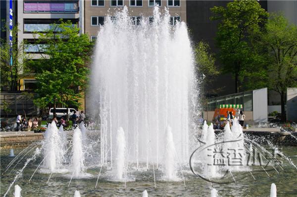 河南程控喷泉公司