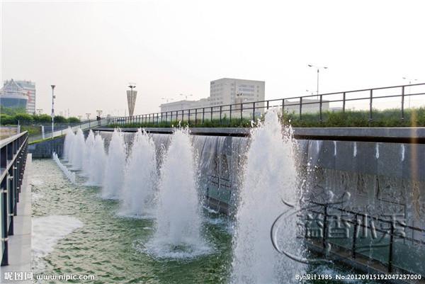 河南程控喷泉