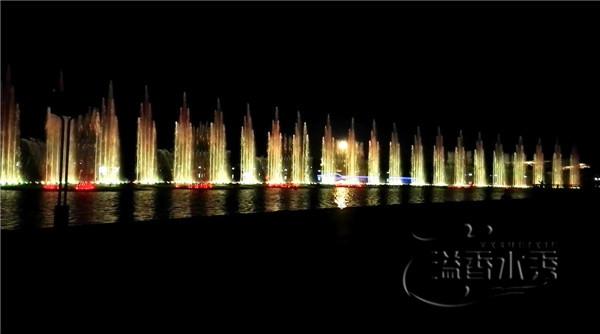 河南音乐喷泉公司
