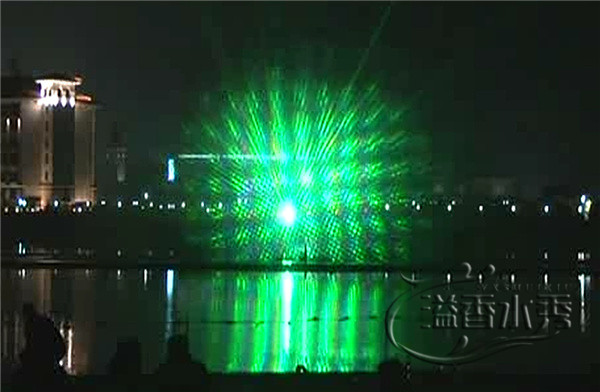 郑州激光水秀