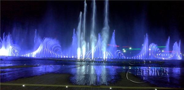 郑州音乐喷泉公司