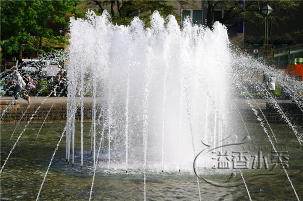 怎样做能够更好的延长音乐喷泉使用时间