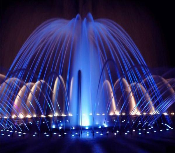 河南喷泉很美也很安全!