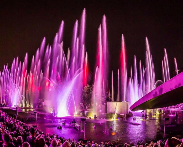 河南喷泉的运行原理以及性能特点!