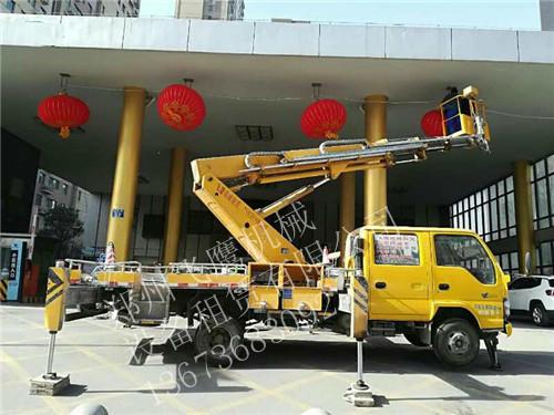 郑州高空作业车出租