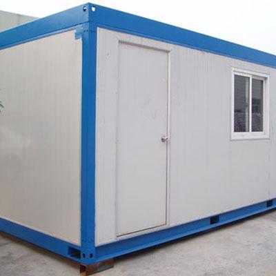 河南集装箱房生产基地