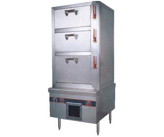 成都厨房设备-三门..蒸柜
