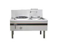 成都商用厨房设备-单炒单吊灶