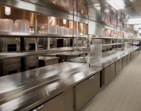 金盛达对于商用厨房设备基本信息浅析