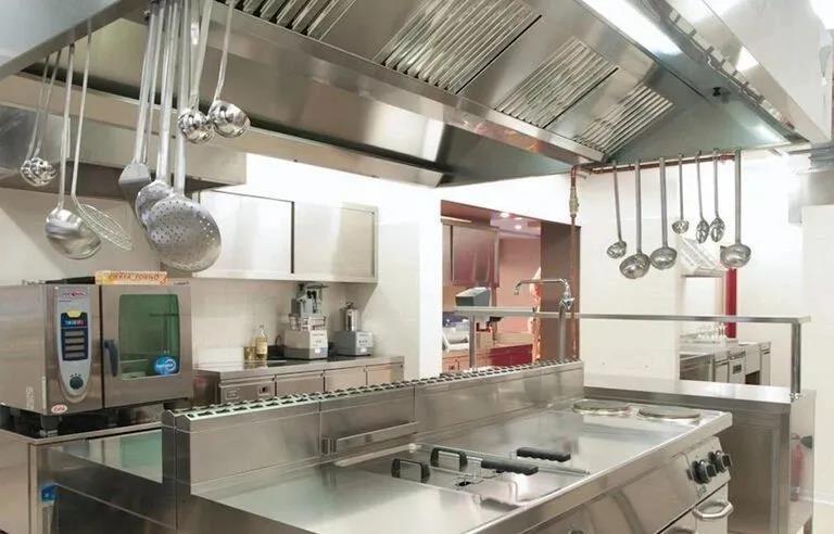 金盛达告诉你酒店厨房设备的维修保养小技巧
