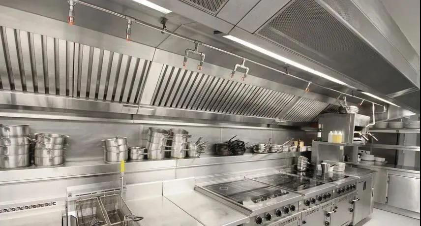商用廚房工程選擇廚房設備應該有什麽樣的標準?