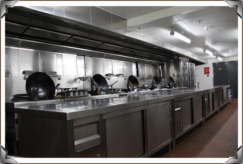 挑选成都酒店厨房设备的诀窍有哪些呢?