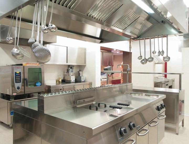 成都不锈钢厨房设备的清洗方法,你知道多少?