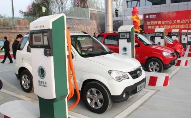 陕西省积极推广公共停车位分散充电模式