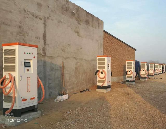 港务区东塘充电站