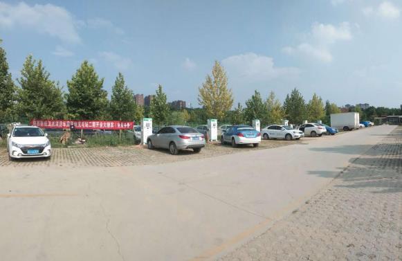 汉城湖充电站