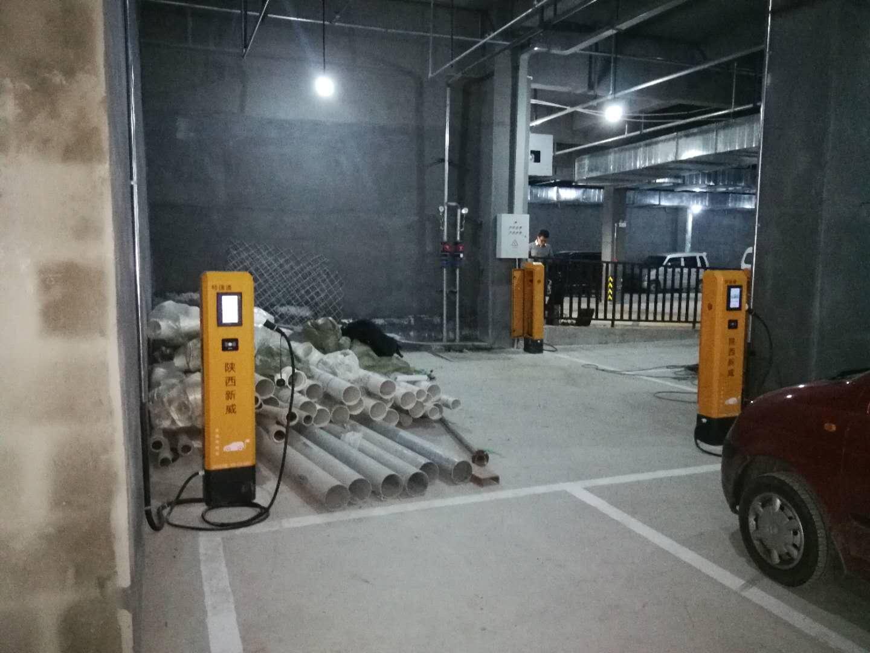 榆林市华栋中学地下车库