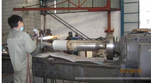 热喷涂重熔技术处理方法的讲解