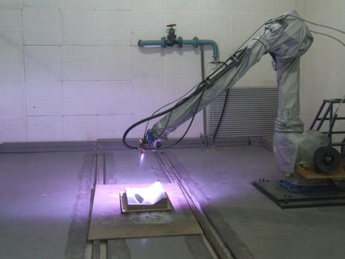西安金属喷涂加工厂生产过程中有哪三大系统了?