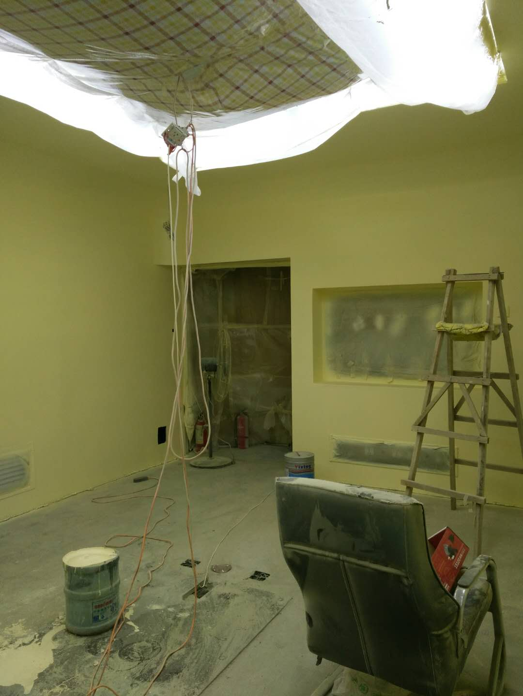 陕西西安喷涂--手术室装饰