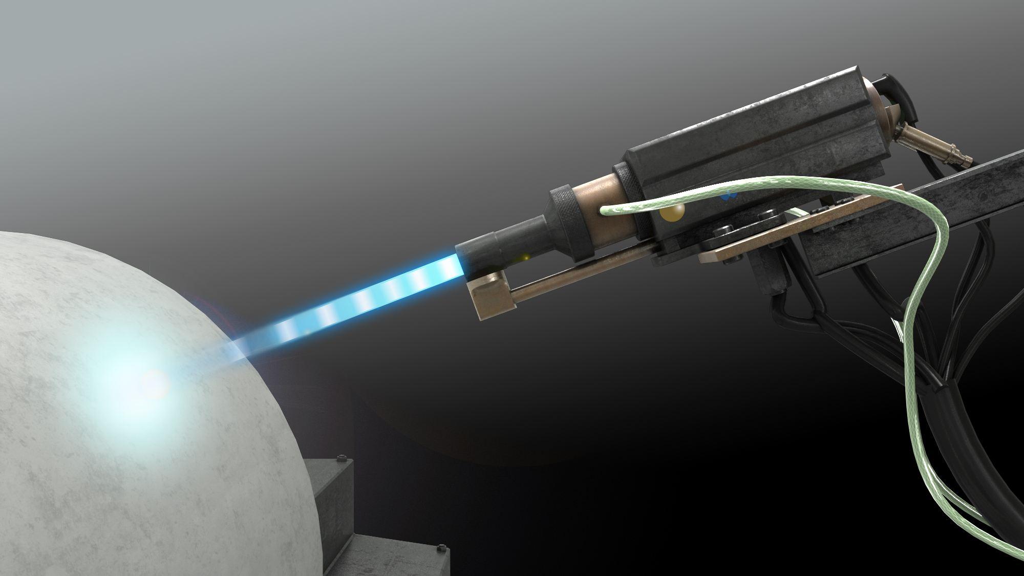 西安熱噴塗-超音速火焰噴塗