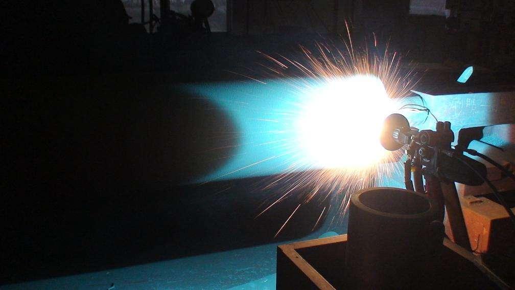 西安熱噴塗-電弧噴塗