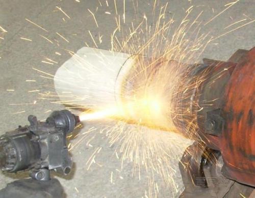 兄弟金属喷涂告诉你:热喷涂的缺陷与防止措施