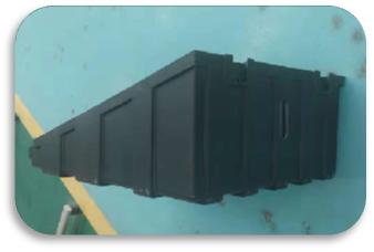 陕汽 X3000 蓄电池上盖